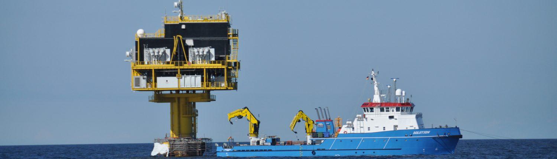 Solution Wind Park Baltic 1