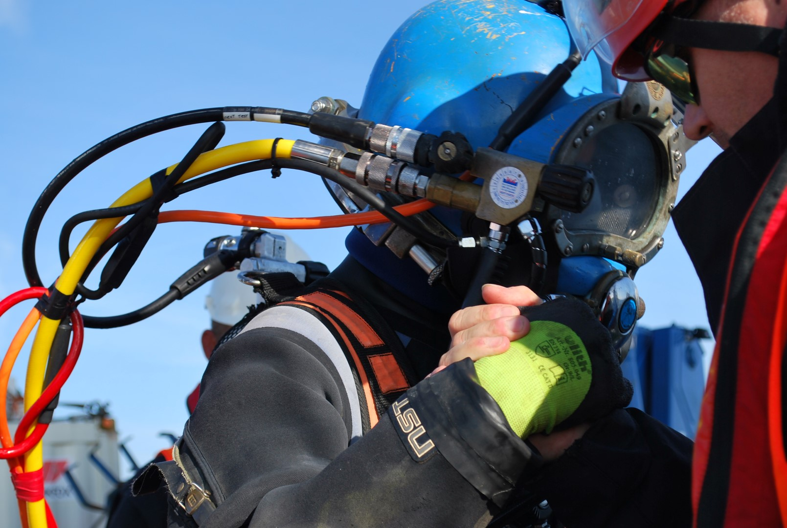 DUC Commercial Diving
